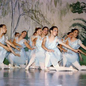 Ιστορίες του δάσους – 1993 – Θέατρο Άννα και Μαρία Καλουτά