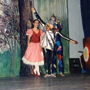 Ο Μάγος του Οζ – 1995 – Θέατρο Κολεγίου Αθηνών