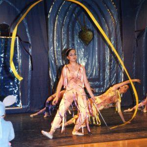 Οι πριγκίπισσες που χόρευαν – 1998 – Θέατρο Κολεγίου Αθηνών